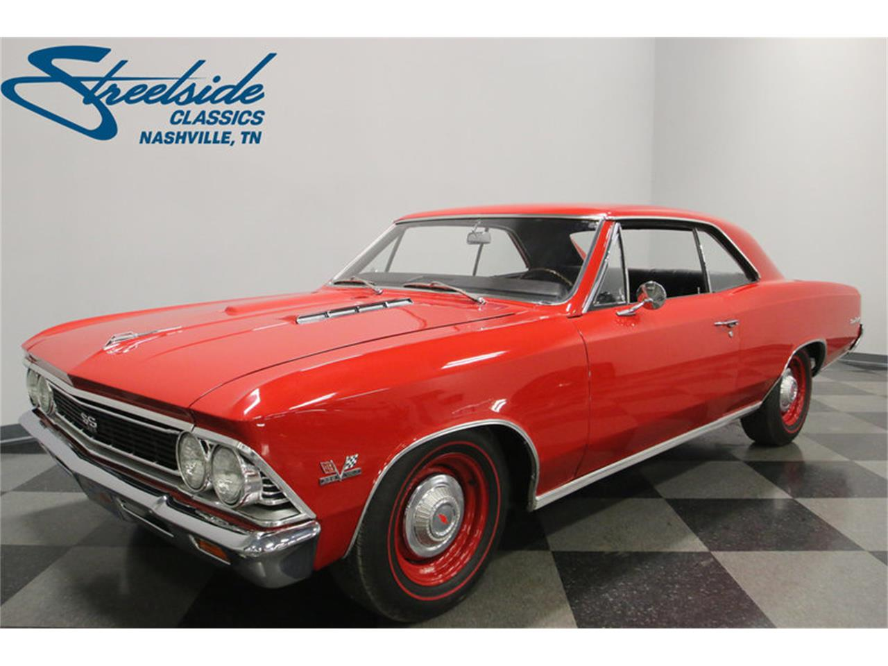 Large Picture of '66 Chevelle SS located in Lavergne Tennessee Offered by Streetside Classics - Nashville - MO3Y