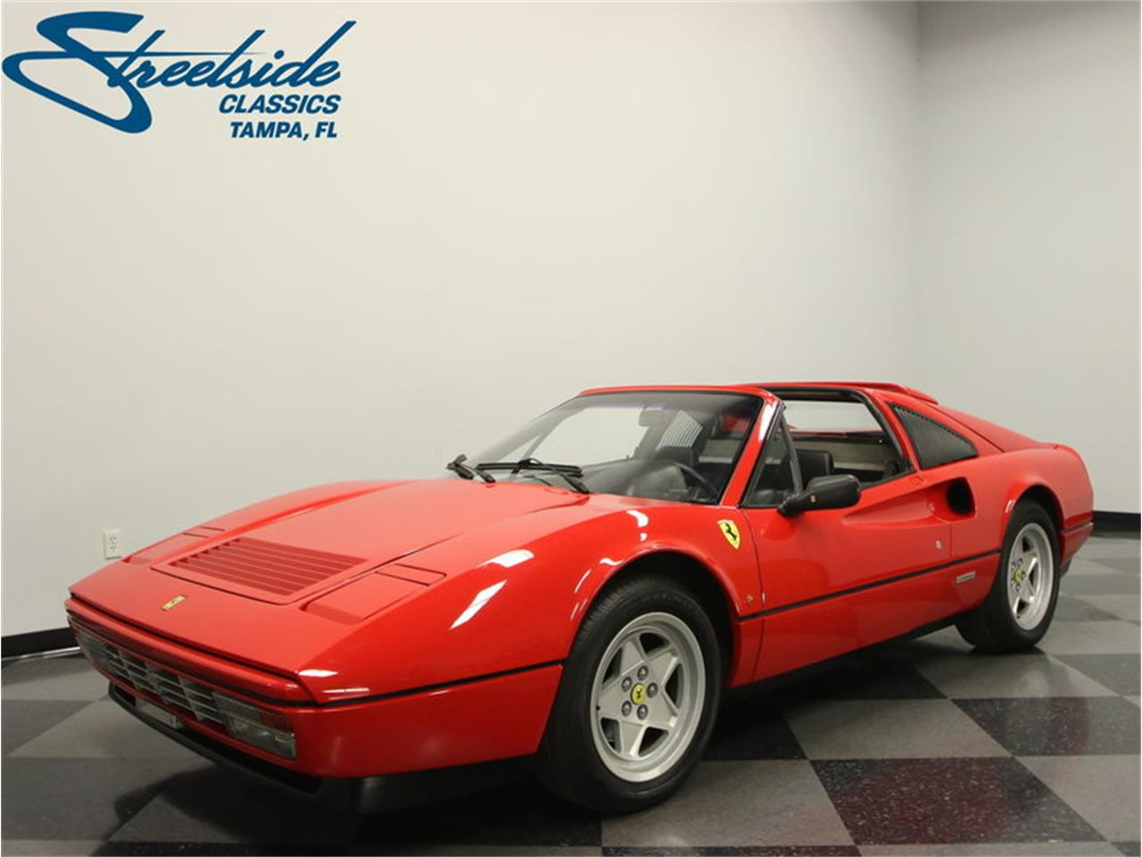 Large Picture of '88 Ferrari 328 GTS - MO3Z