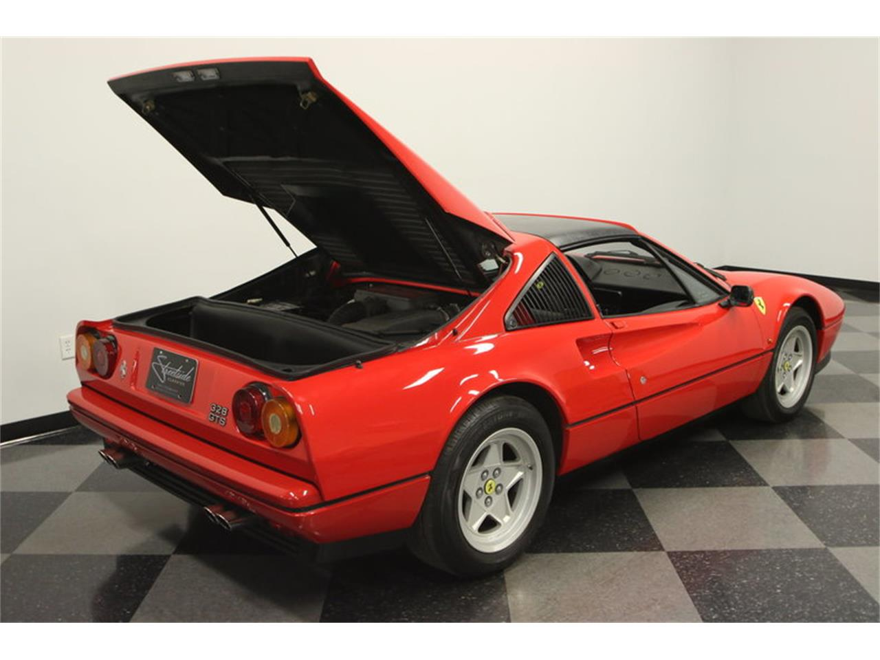 Large Picture of 1988 Ferrari 328 GTS located in Lutz Florida Offered by Streetside Classics - Tampa - MO3Z