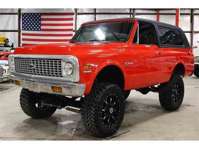 Picture of '72 Blazer - MO42