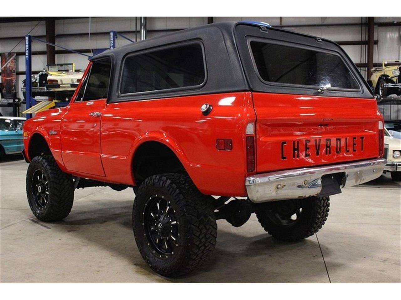 Large Picture of 1972 Chevrolet Blazer - MO42