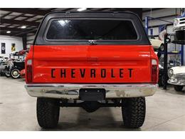 Picture of Classic 1972 Chevrolet Blazer located in Kentwood Michigan - $23,900.00 - MO42