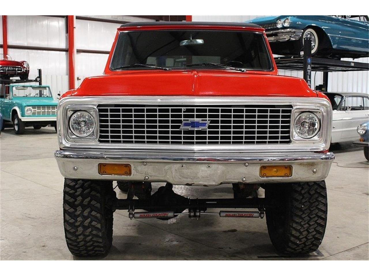 Large Picture of Classic '72 Chevrolet Blazer located in Kentwood Michigan Offered by GR Auto Gallery - MO42