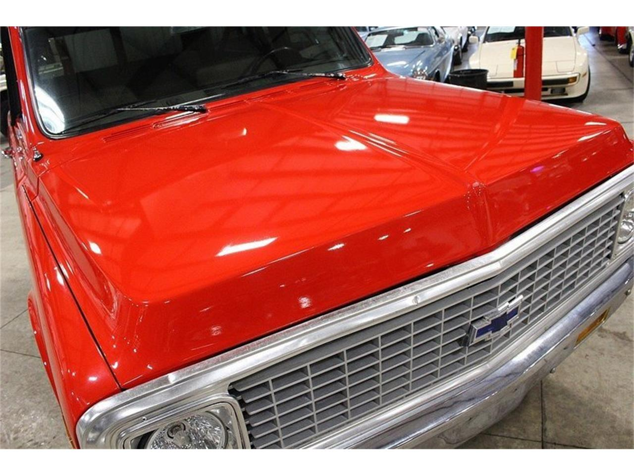 Large Picture of '72 Chevrolet Blazer located in Kentwood Michigan - MO42