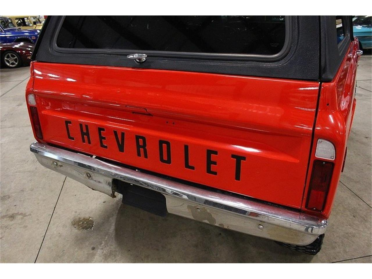 Large Picture of Classic 1972 Chevrolet Blazer located in Michigan - MO42