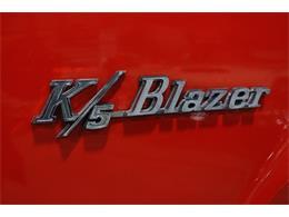 Picture of Classic 1972 Chevrolet Blazer - MO42
