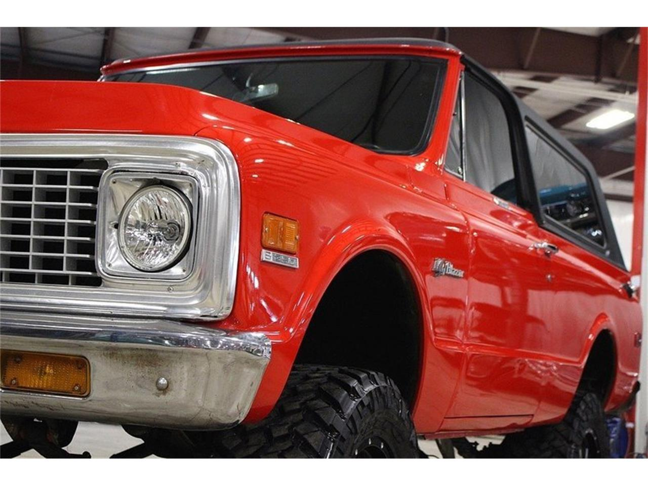 Large Picture of Classic '72 Chevrolet Blazer - MO42