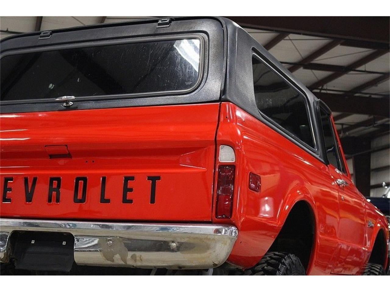 Large Picture of Classic 1972 Chevrolet Blazer located in Michigan Offered by GR Auto Gallery - MO42