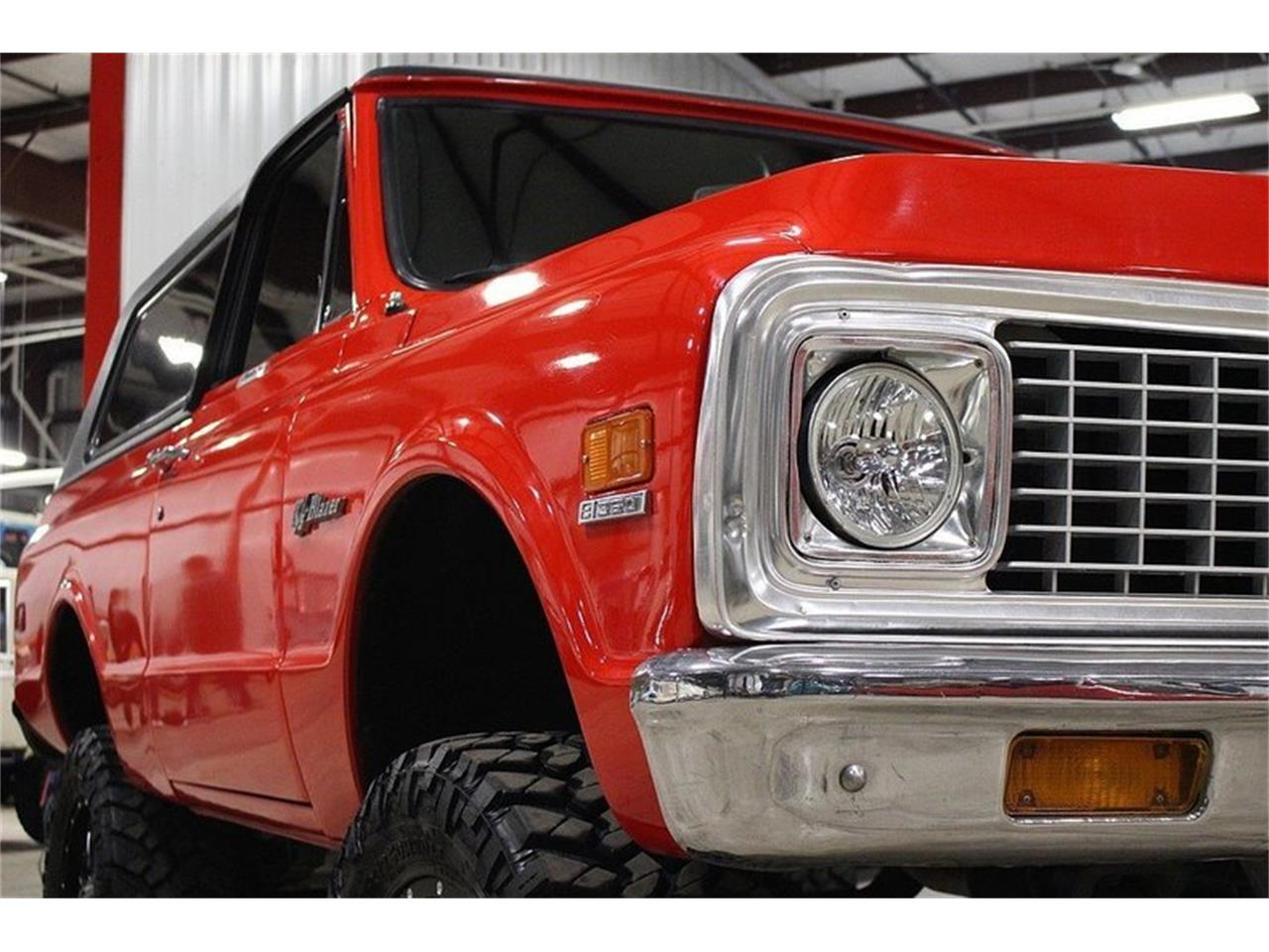 Large Picture of Classic '72 Blazer located in Kentwood Michigan Offered by GR Auto Gallery - MO42