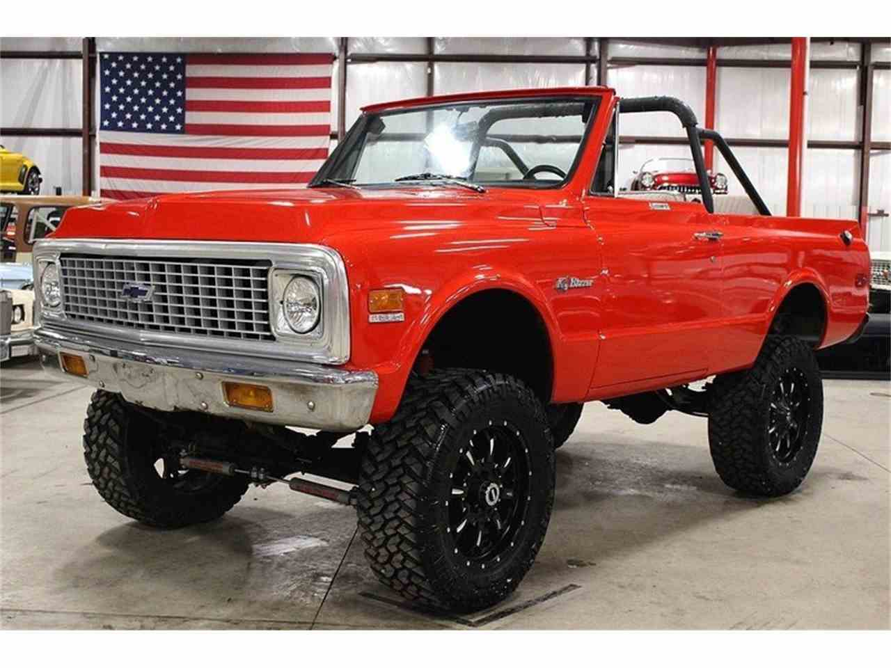 Large Picture of '72 Blazer - MO42