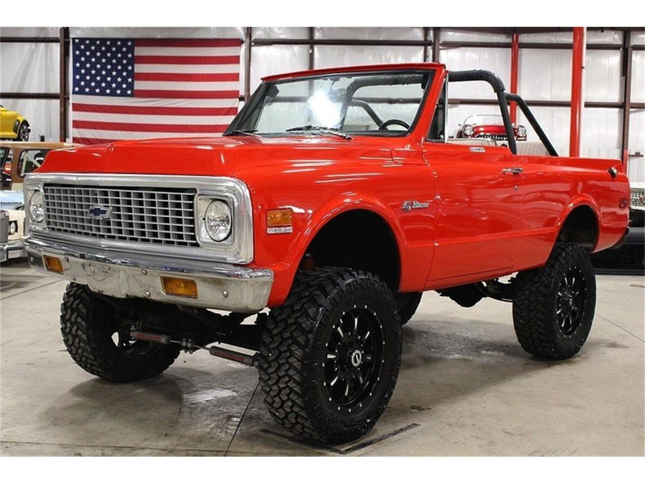 Large Picture of '72 Chevrolet Blazer - MO42