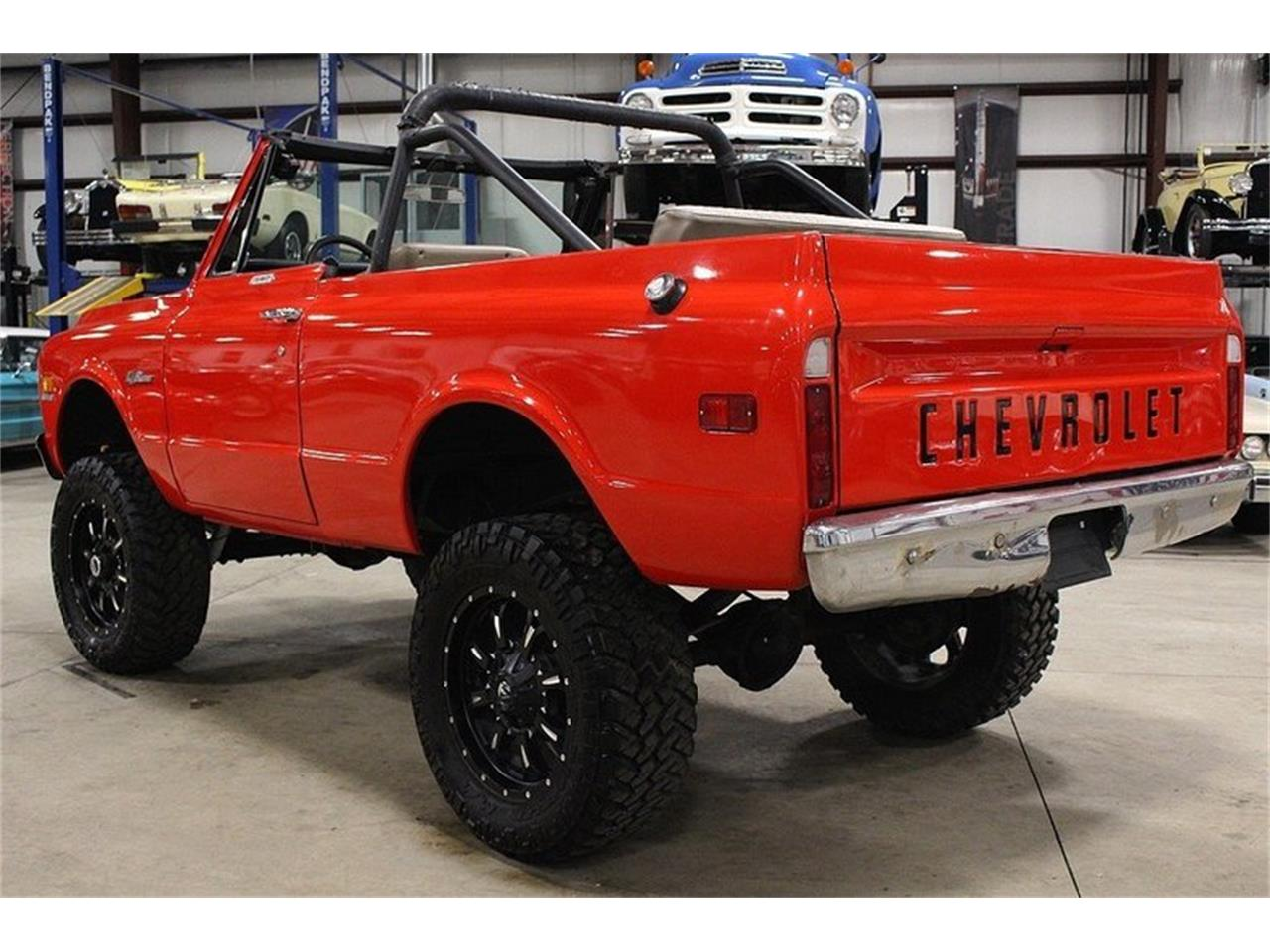 Large Picture of Classic 1972 Chevrolet Blazer located in Michigan - $23,900.00 - MO42