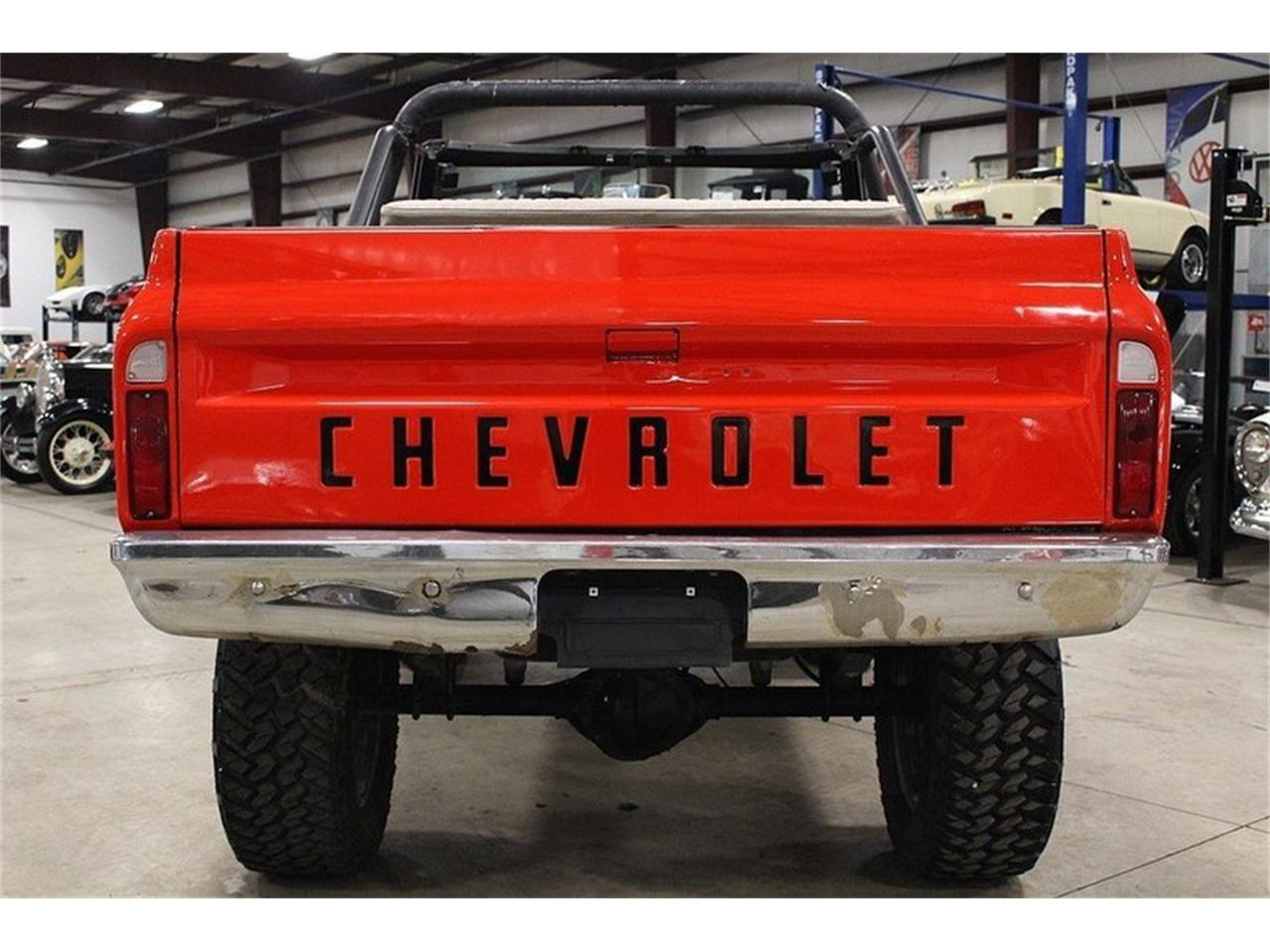 Large Picture of Classic '72 Chevrolet Blazer located in Kentwood Michigan - MO42