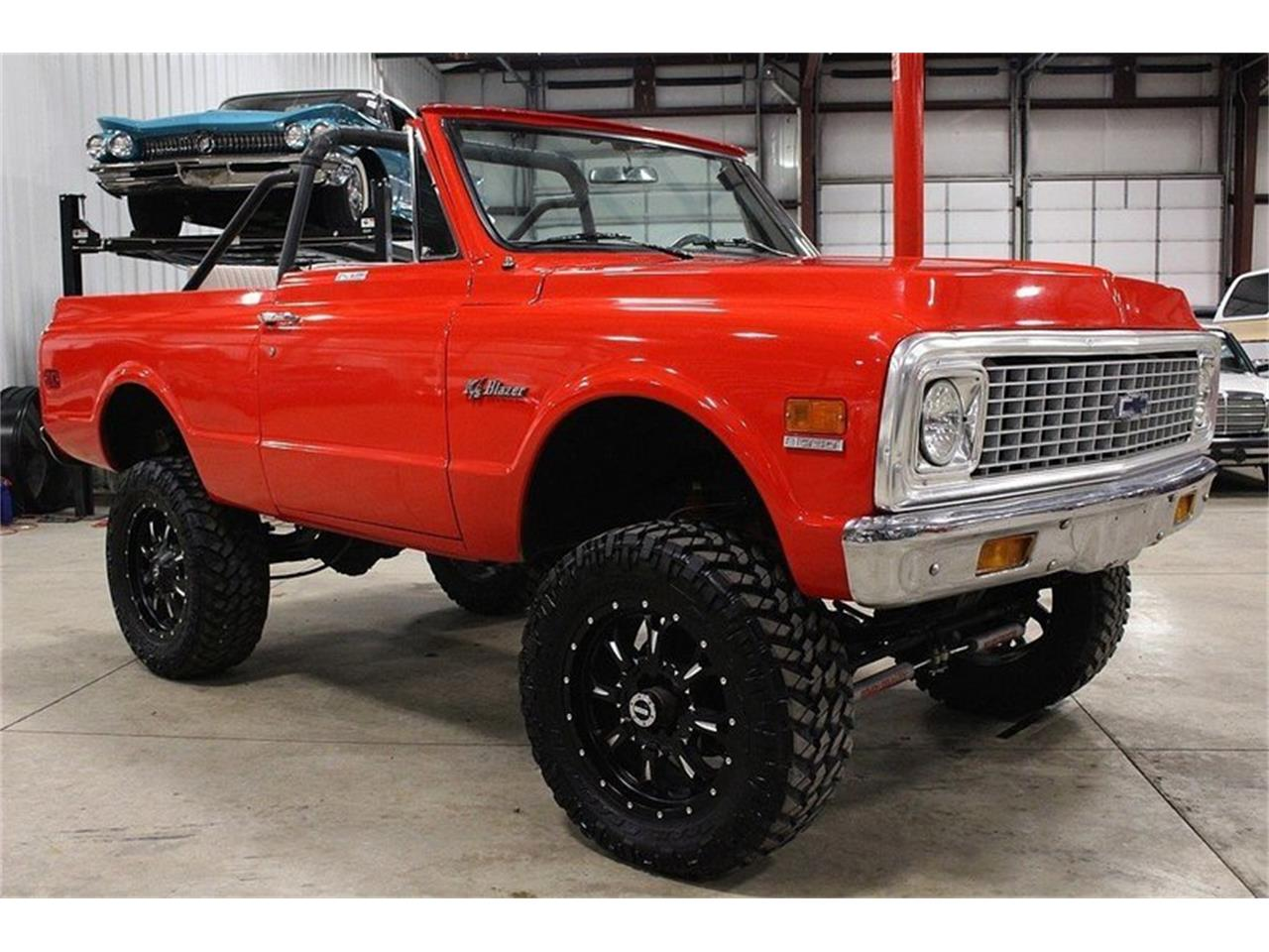 Large Picture of Classic 1972 Chevrolet Blazer - $23,900.00 - MO42