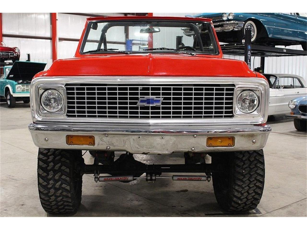 Large Picture of Classic '72 Blazer located in Michigan - $23,900.00 Offered by GR Auto Gallery - MO42