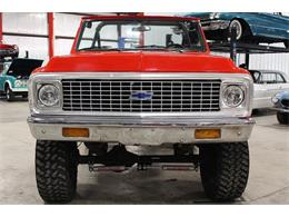 Picture of Classic 1972 Chevrolet Blazer located in Kentwood Michigan - MO42