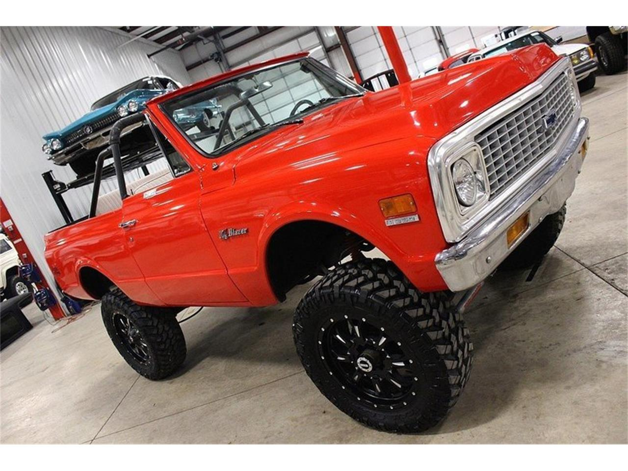 Large Picture of 1972 Chevrolet Blazer located in Michigan - $23,900.00 Offered by GR Auto Gallery - MO42