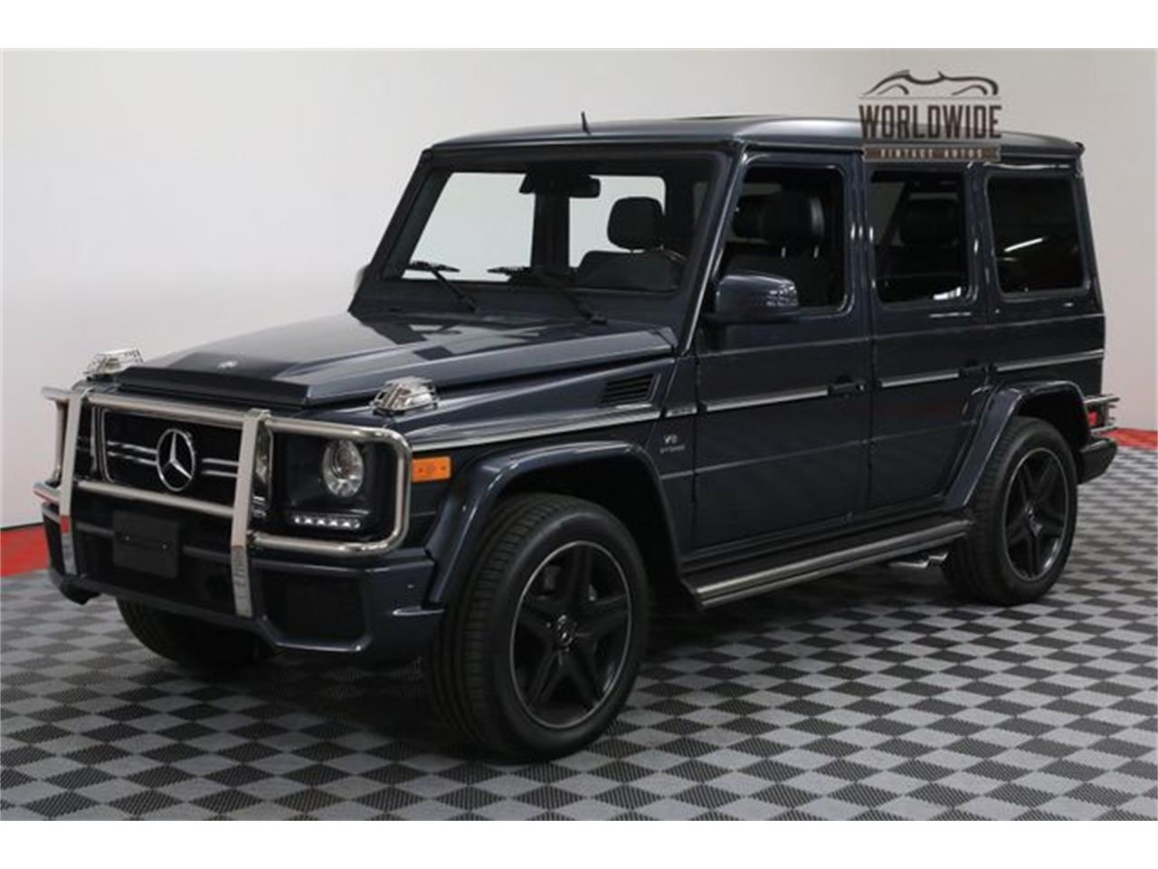 Large Picture of '13 G63 - $91,900.00 Offered by Worldwide Vintage Autos - MO43