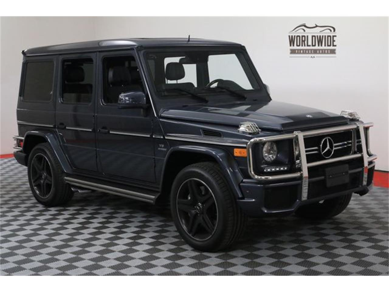 Large Picture of '13 G63 located in Colorado - $91,900.00 - MO43