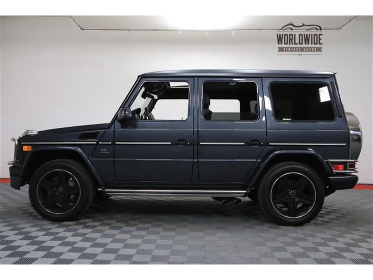 Large Picture of 2013 Mercedes-Benz G63 Offered by Worldwide Vintage Autos - MO43