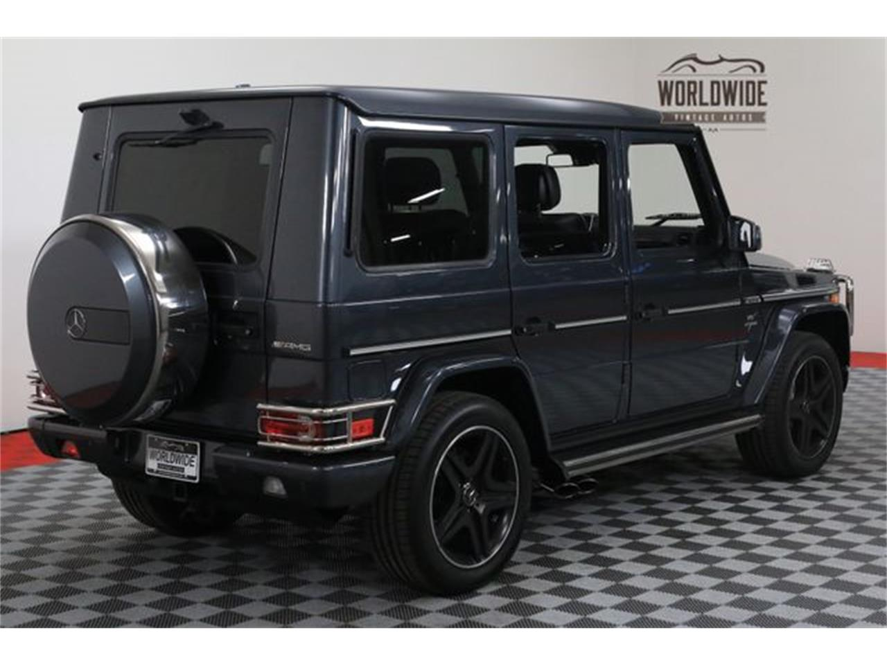 Large Picture of '13 Mercedes-Benz G63 - MO43