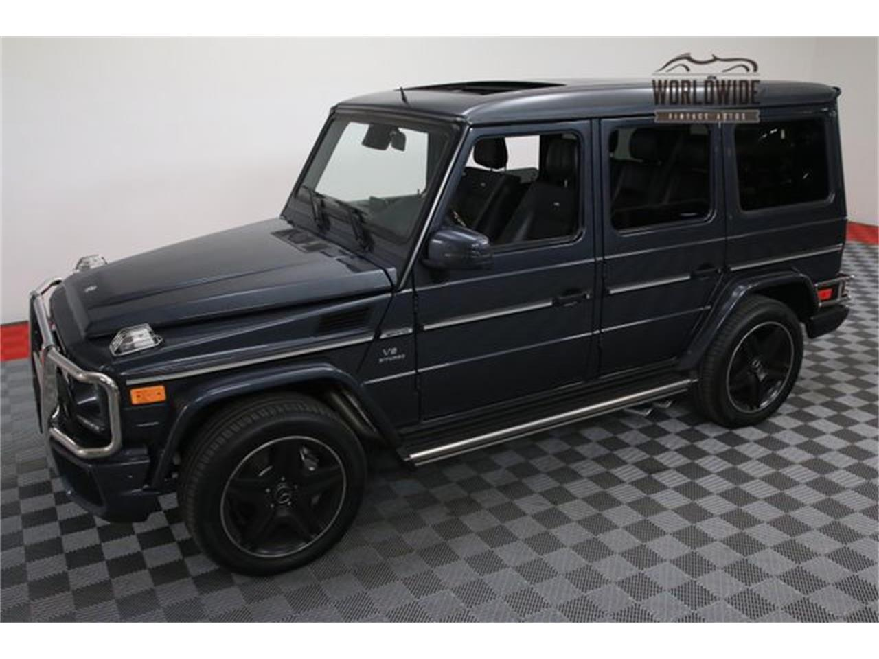 Large Picture of '13 Mercedes-Benz G63 - $91,900.00 - MO43