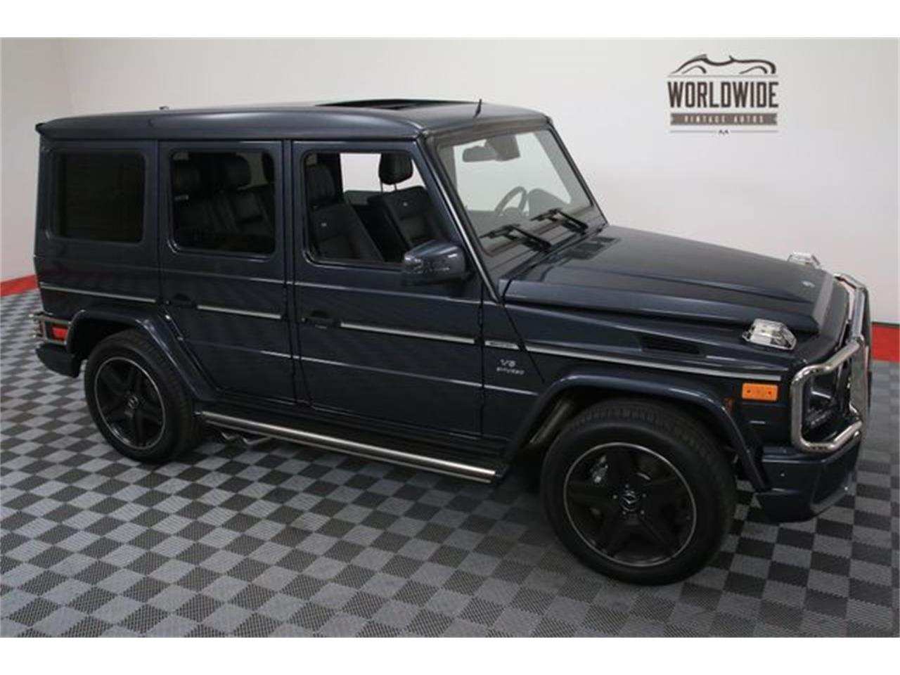Large Picture of '13 G63 Offered by Worldwide Vintage Autos - MO43