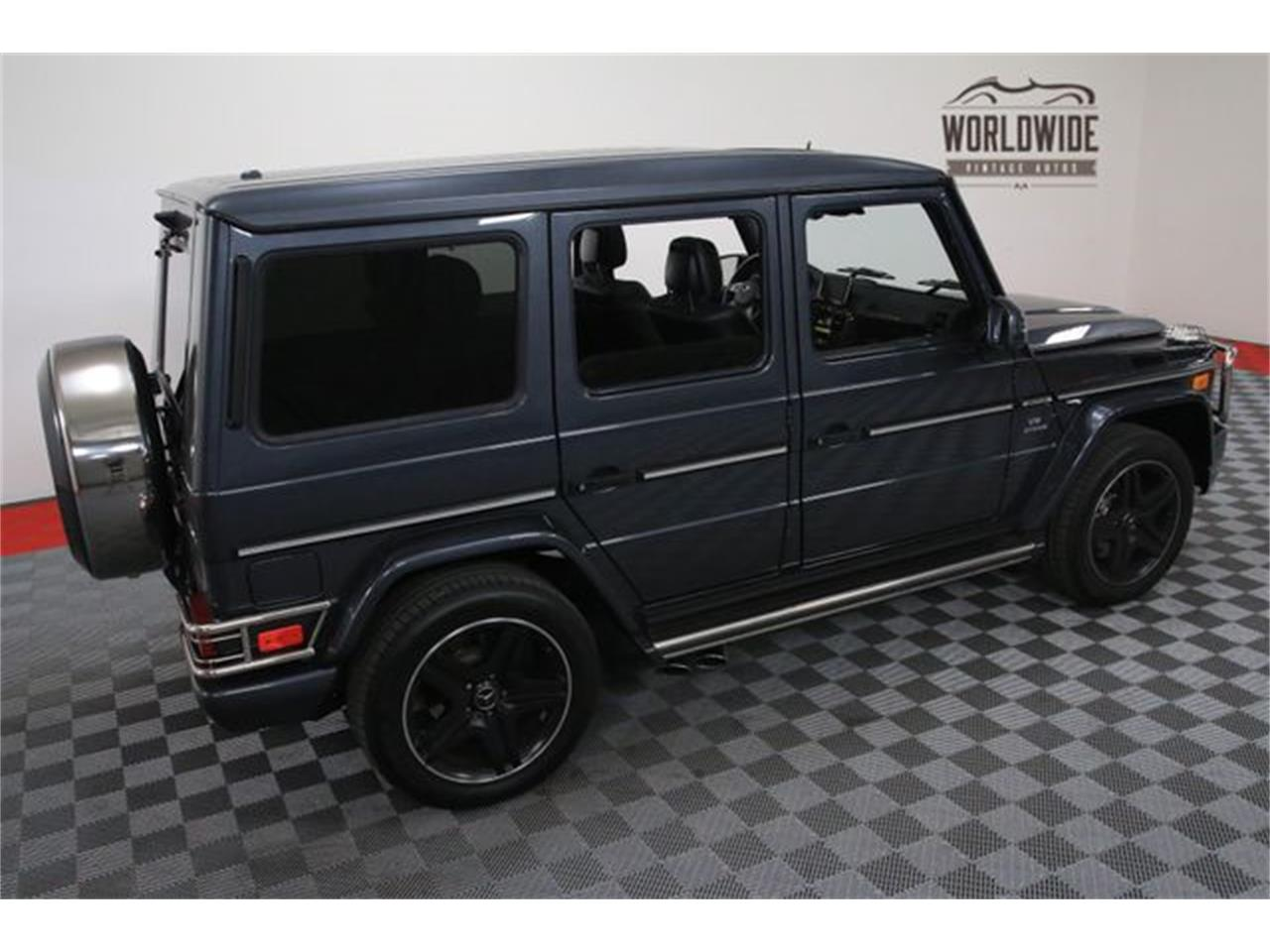Large Picture of 2013 Mercedes-Benz G63 - $91,900.00 Offered by Worldwide Vintage Autos - MO43