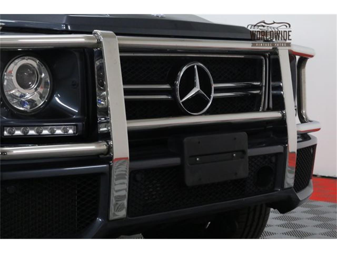 Large Picture of '13 Mercedes-Benz G63 located in Denver  Colorado - $91,900.00 Offered by Worldwide Vintage Autos - MO43