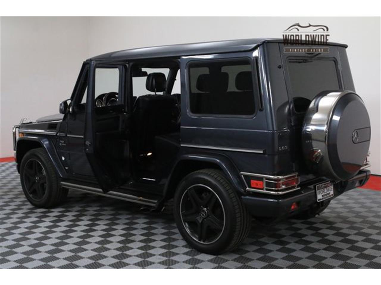 Large Picture of '13 G63 located in Denver  Colorado - $91,900.00 Offered by Worldwide Vintage Autos - MO43