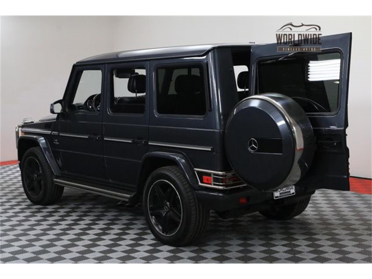 Large Picture of '13 Mercedes-Benz G63 - $91,900.00 Offered by Worldwide Vintage Autos - MO43