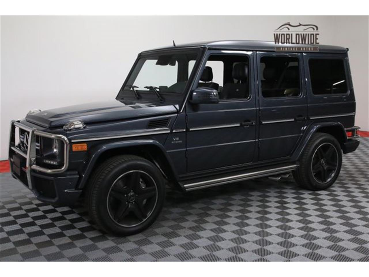 Large Picture of 2013 G63 located in Denver  Colorado Offered by Worldwide Vintage Autos - MO43