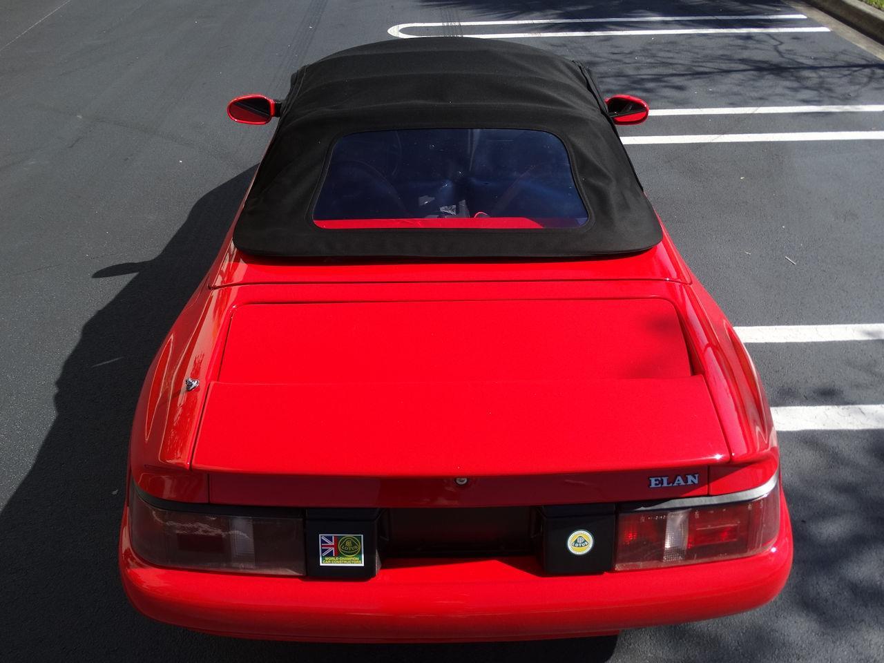 Large Picture of '91 Elan - MO44