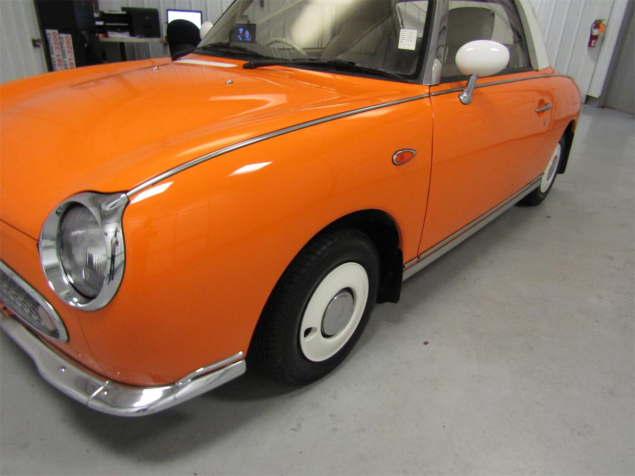 Large Picture of '92 Figaro - MO49