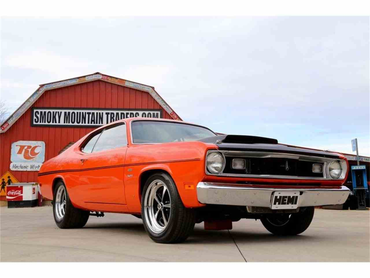 Large Picture of '70 Duster - MO4D