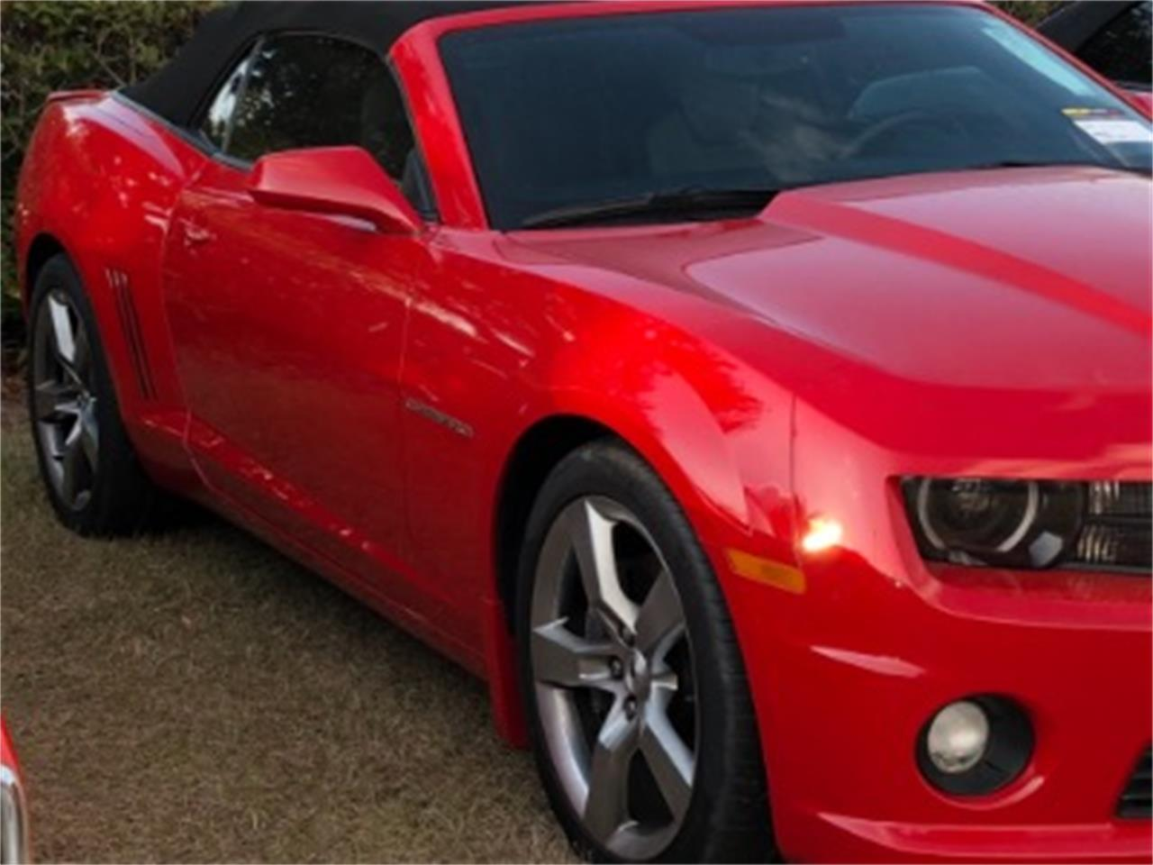 Large Picture of '11 Camaro - MO4F