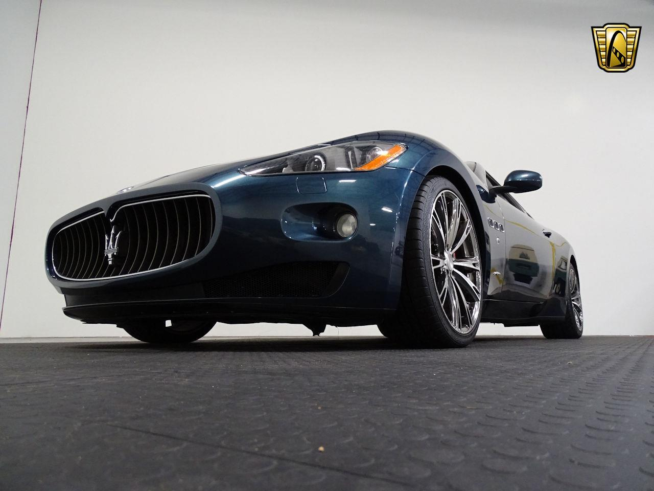 Large Picture of '08 Maserati GranTurismo - MO4H