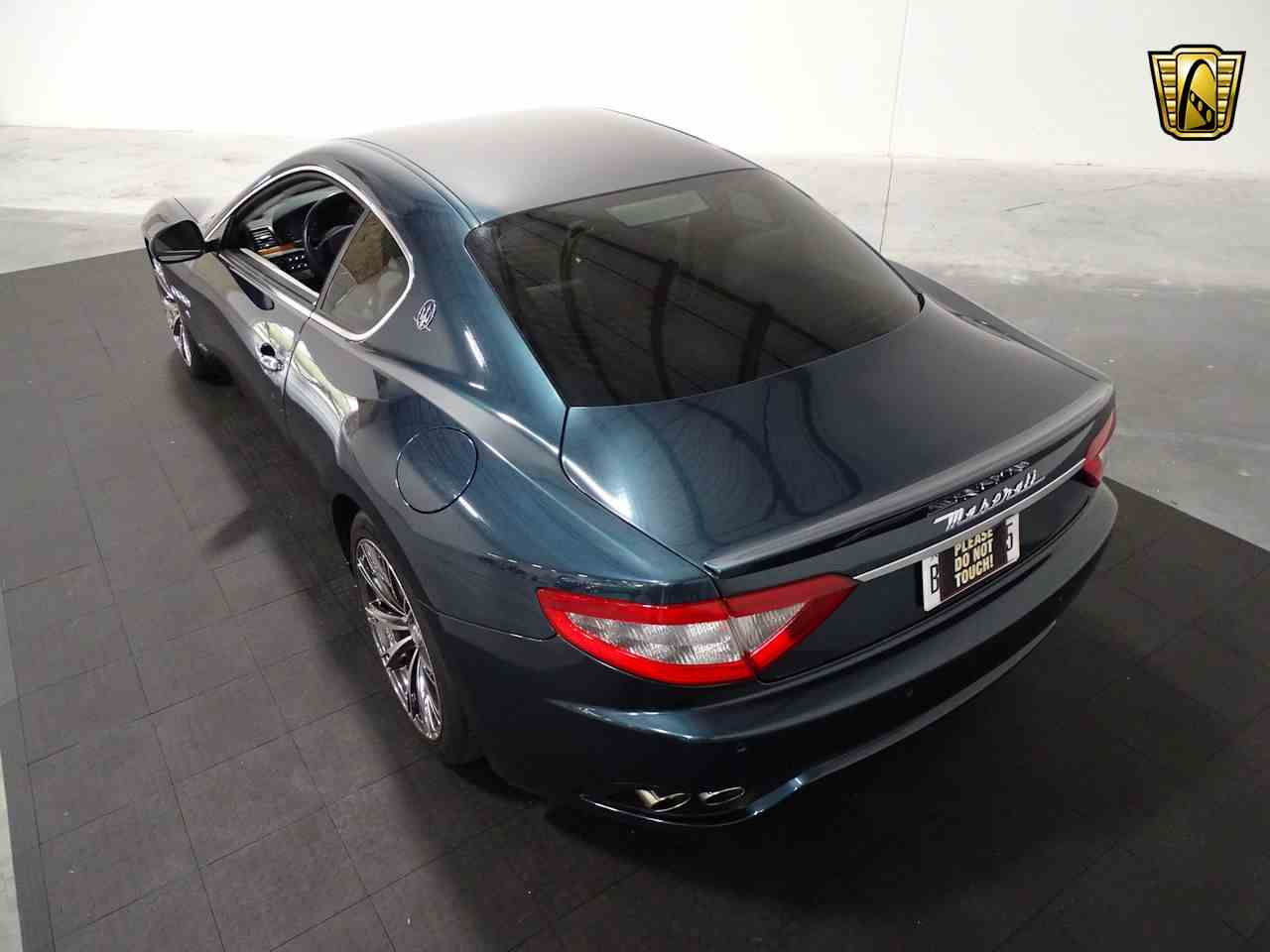Large Picture of 2008 Maserati GranTurismo located in Houston Texas - $42,995.00 Offered by Gateway Classic Cars - Houston - MO4H