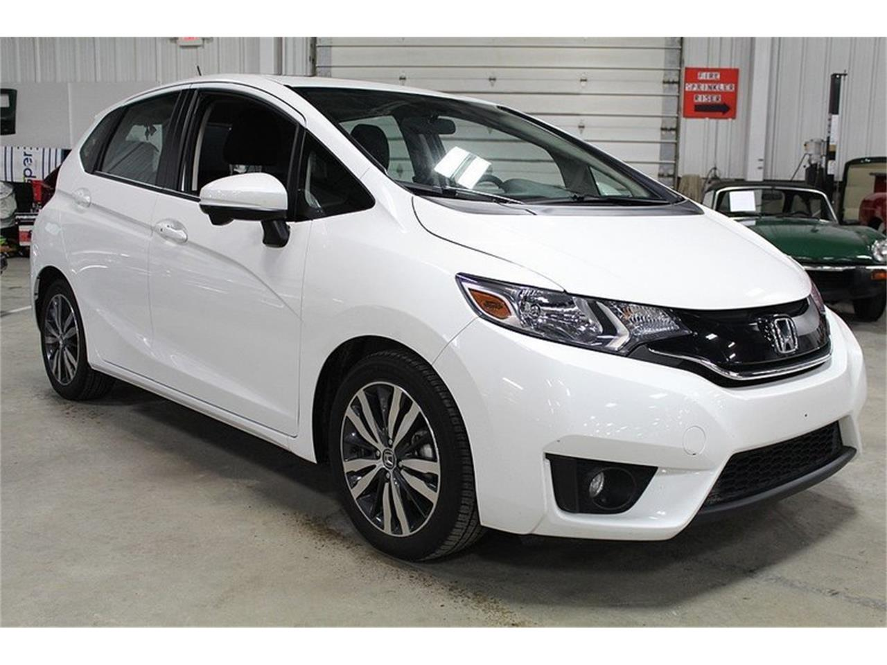 Large Picture of '15 Honda Fit located in Michigan Offered by GR Auto Gallery - MO4N