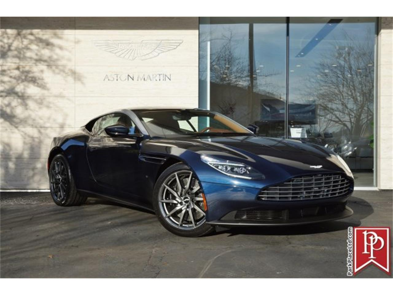 Large Picture of '18 Aston Martin DB11 located in Bellevue Washington Offered by Park Place Ltd - MO4O