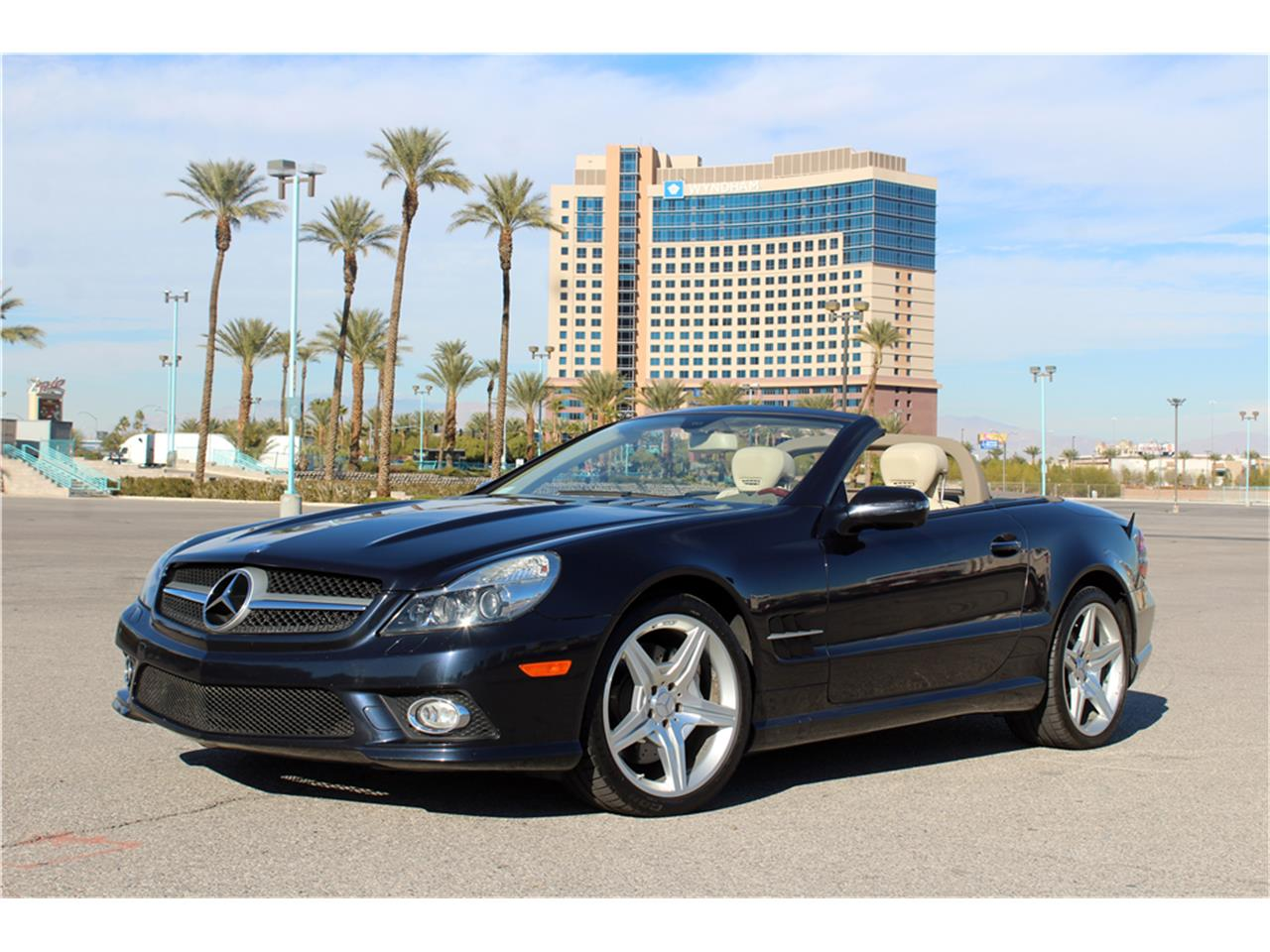 Large Picture of '09 SL55 - MO4P