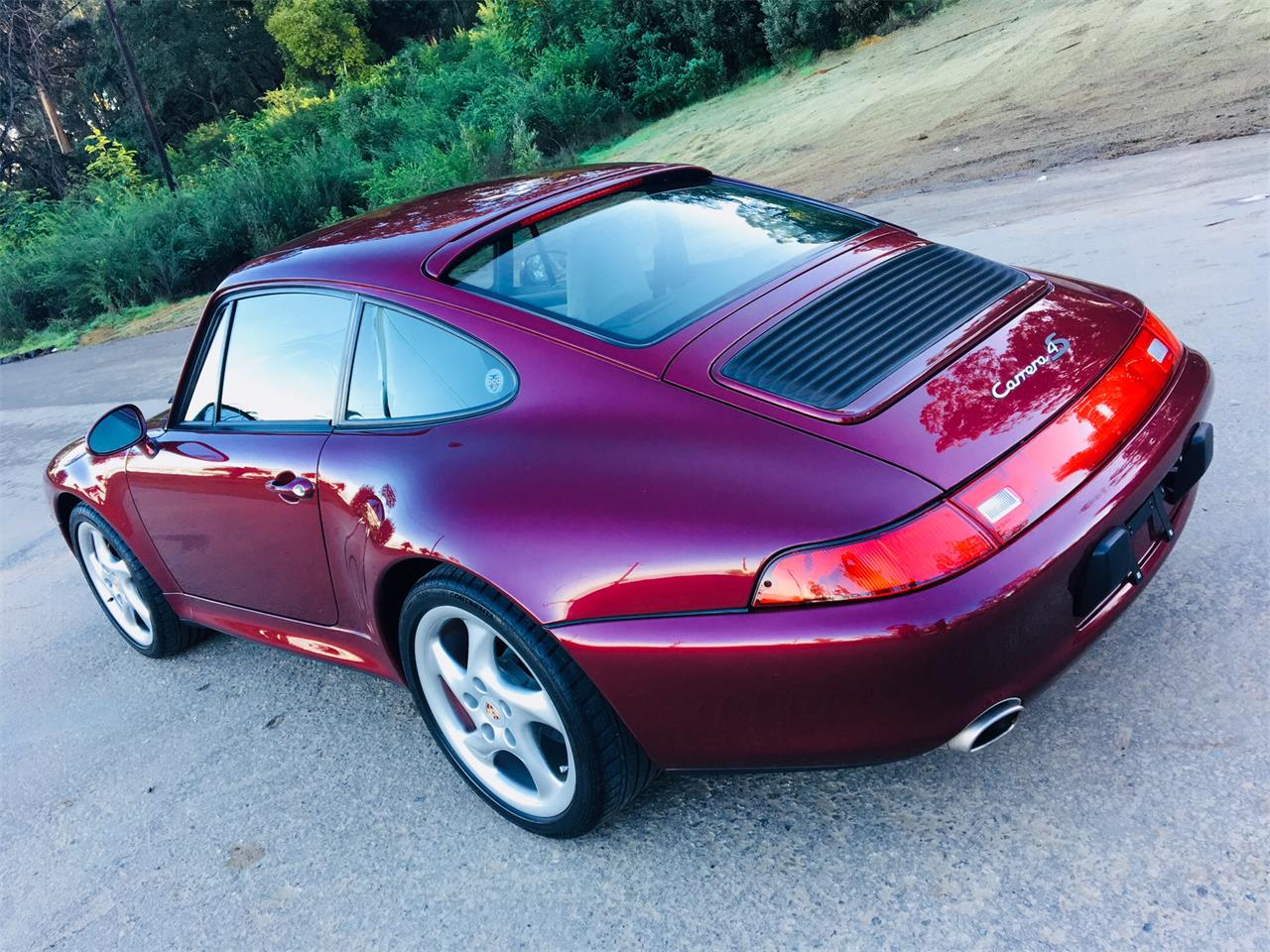 Large Picture of '96 911 Carrera - MO4S