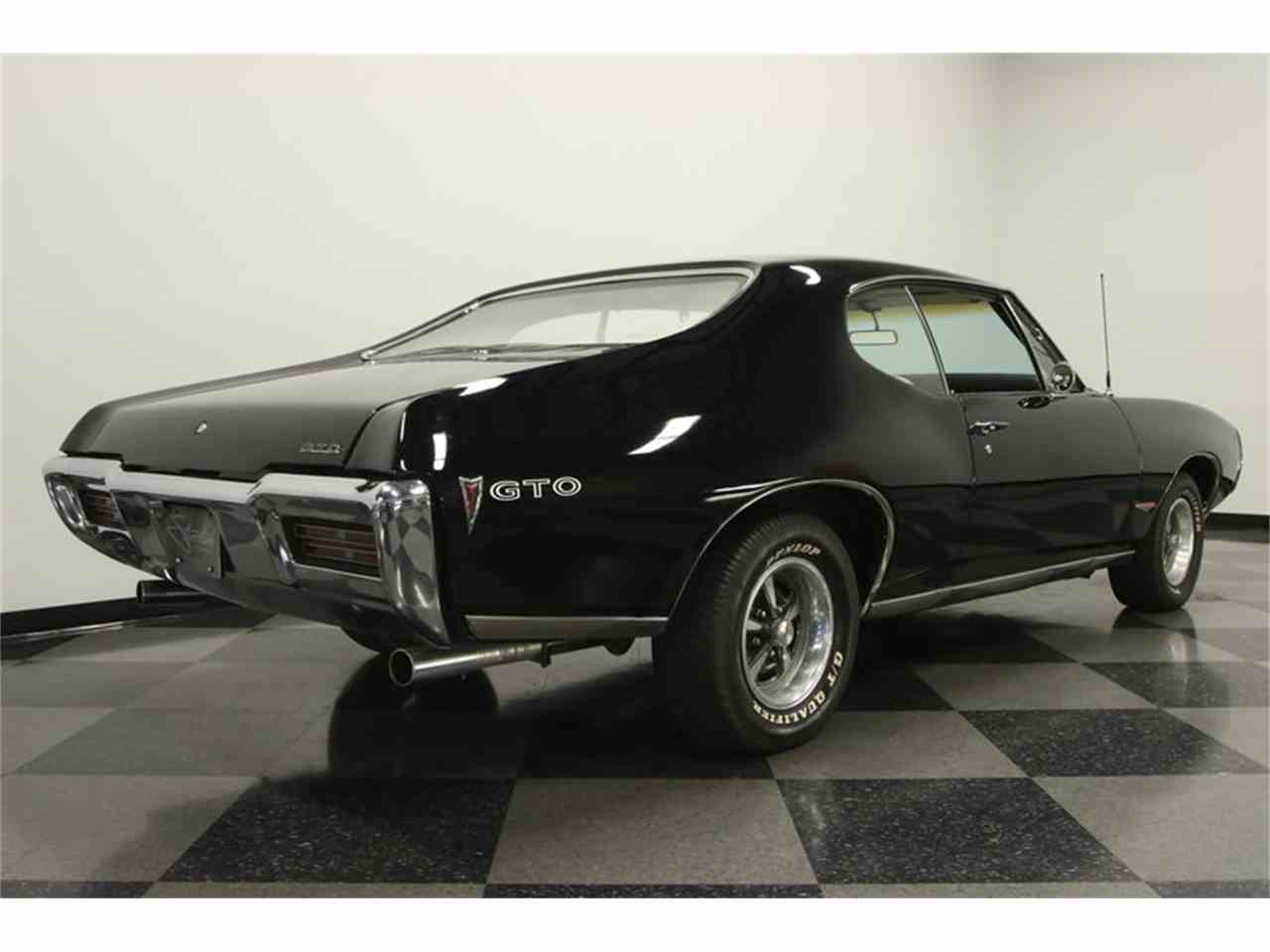 Large Picture of '68 GTO - MO4U