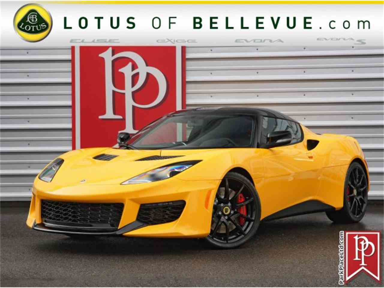 Large Picture of '17 Evora - MO4V
