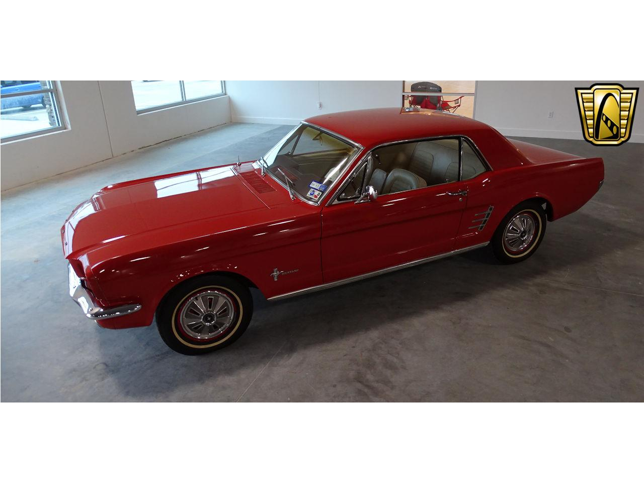 Large Picture of 1966 Mustang - $11,595.00 Offered by Gateway Classic Cars - Houston - MO4X