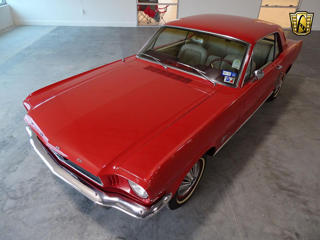 Large Picture of Classic 1966 Mustang - $11,595.00 Offered by Gateway Classic Cars - Houston - MO4X