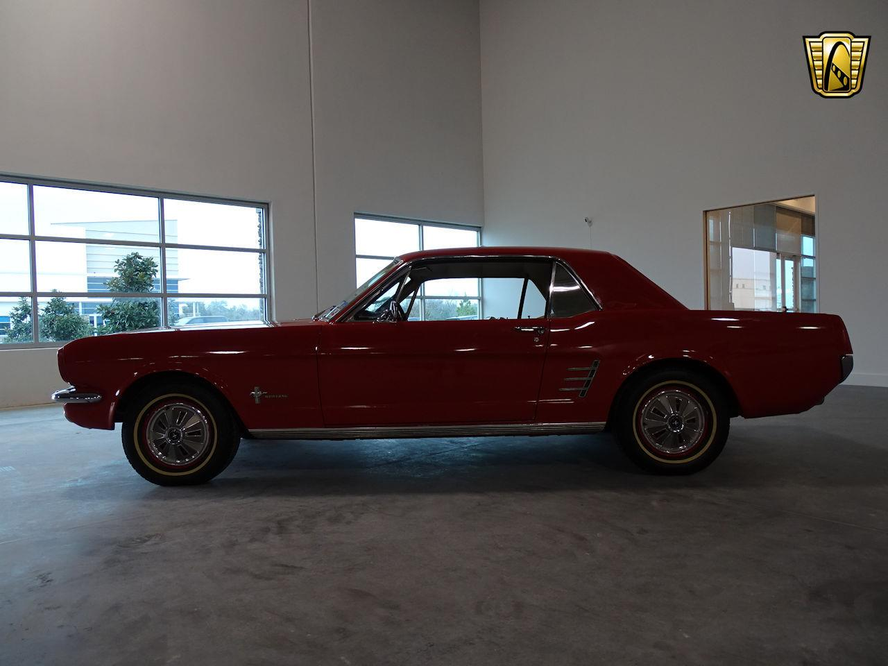 Large Picture of Classic '66 Ford Mustang located in Houston Texas - $11,595.00 Offered by Gateway Classic Cars - Houston - MO4X