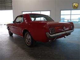 Picture of '66 Mustang located in Houston Texas Offered by Gateway Classic Cars - Houston - MO4X