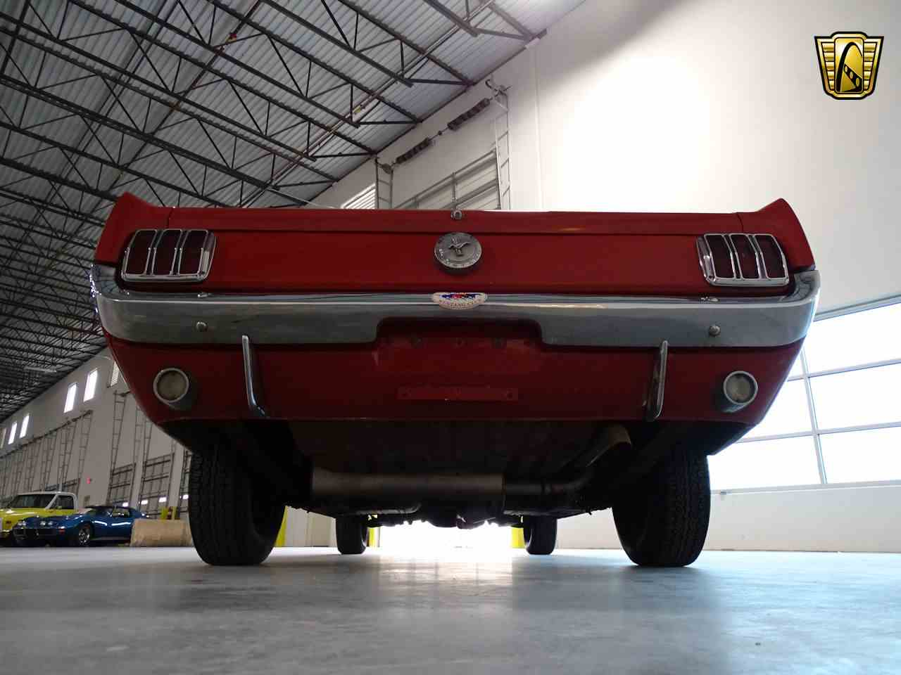 Large Picture of '66 Mustang - MO4X