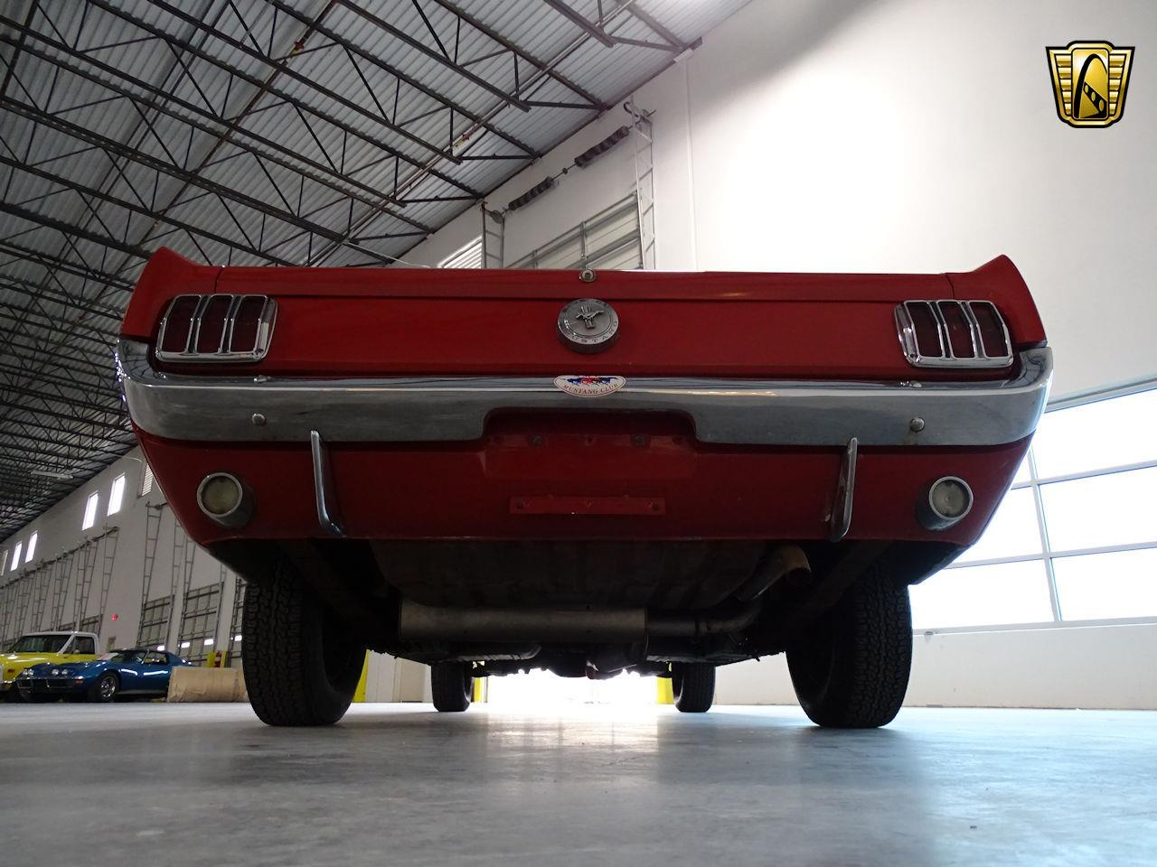 Large Picture of Classic '66 Mustang located in Houston Texas - $11,595.00 Offered by Gateway Classic Cars - Houston - MO4X